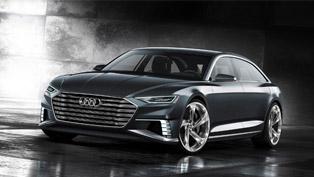 Audi Unveils Hybrid Prologue Avant Concept