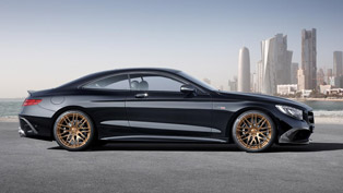 Meet Brabus 850 6.0 Biturbo Coupe Based on Mercedes S63