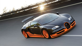Bugatti Introduces Veyron 16.4 Super Sport World Record Edition