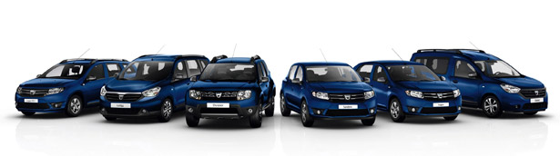 Dacia Releases Anniversary Limited-Editions for Every Model
