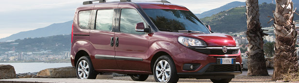 The New Fiat Doblo Inherits Old Ugly Proportions