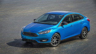 2015 Ford Focus Predicts a Spin Before It Even Begins [VIDEO]