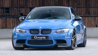 G-Power BMW M3 Gains More Horses