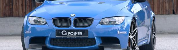 G-Power BMW M3 Gains More Horses