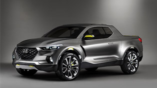 Hyundai Debuts Special Edition Veloster and Santa Cruz Concept in Chicago
