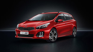 Kia cee'd GT Line with Improved Turbo Engine