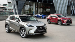 Lexus Turbocharged NX 200t Launched
