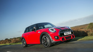 The MINI Sport Pack adds style & boosts residual value
