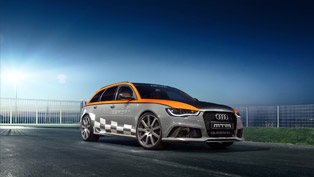 MTM Unleashes Three Reinterpreted Audis at the Geneva Motor Show