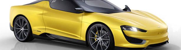Magna Steyr Returns with Mila Plus Hybrid Concept