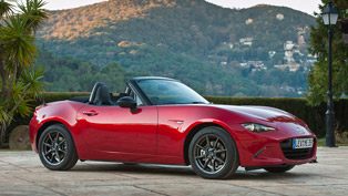 The All-new Mazda MX-5 Redefines the Driving Experience