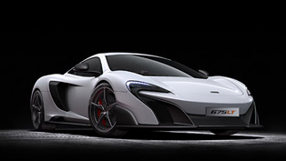 It's Official: McLaren 675LT Redefines Notions of Beauty and Power