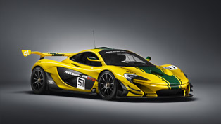 Geneva to See the Birth of Limited Production McLaren P1 GTR
