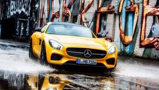 Mercedes-Benz AMG GT S Shows its Versatile Character in Berlin