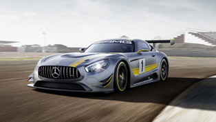 Mercedes-AMG GT3 Racer is Fully Revealed!