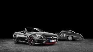 Mercedes-Benz Releases SL Mille Miglia 417 Anniversary Edition