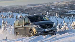 Mercedes-Benz Vito 4x4: One better Version
