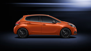 2015 Peugeot 208 Prepares for Geneva with a Cool Facelift