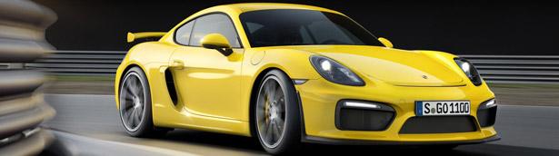 Porsche Announces Mysterious Geneva Premiere