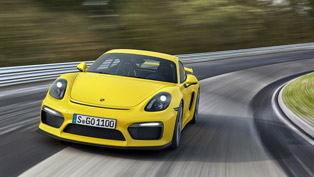 Porsche Cayman GT4: Designed to Impress