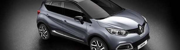 Renault Captur Gets 110HP Pure Limited Edition