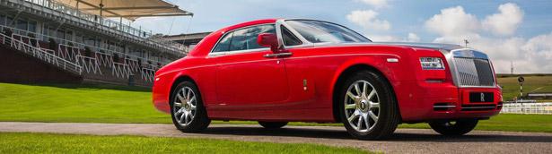 Rolls Royce Phantom Al-Adiyat is Inspired by Equestrian Power