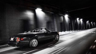 Rolls-Royce Phantom 'Nighthawk' Climbs the Top in North America