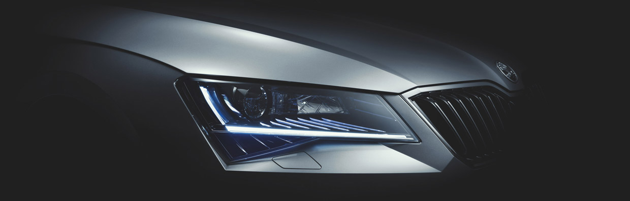 Skoda Teases Upcoming Superb For The Last Time Video