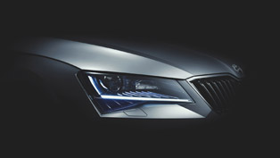 Skoda Teases Upcoming Superb for the Last Time [VIDEO]