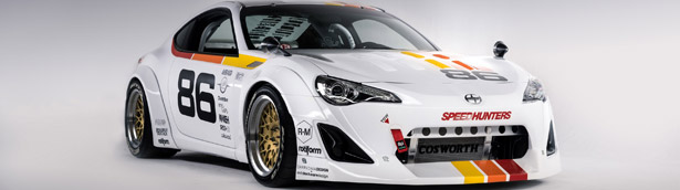 Speedhunters Maximum Attack FR-S on Display at Chicago Auto Show [VIDEO]