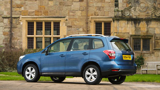 2015 subaru forester gets engine and interior updates