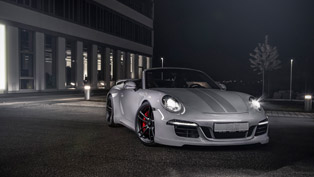 techart releases new tuning kit for porsche 911 gts models