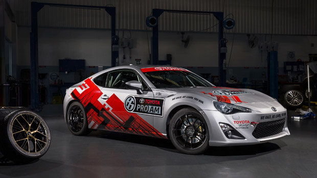 Toyota 86 Pro-Am Makes it Official in the V8 Supercars Events