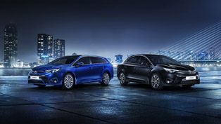 New Toyota Avensis? Yes, please!