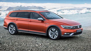 2015 Volkswagen Passat Alltrack is Rougher than Before