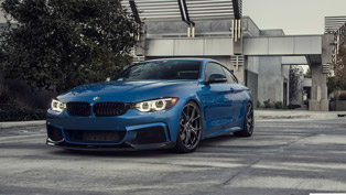 Why Vorsteiner BMW F32 435i Has More Rugged Appearance?