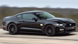 2015 Hennessey Mustang is Almost 300 HP Faster in Texas! [VIDEO]