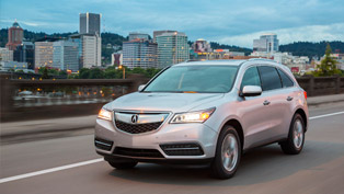 More Goodies for 2016 Acura MDX