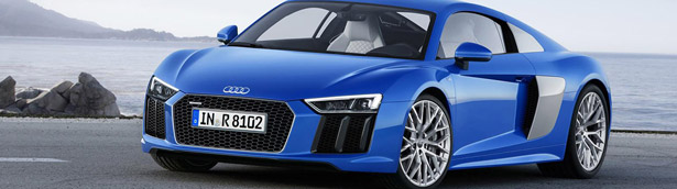Forget the Teasers! 2016 Audi R8 is Finally Here!