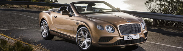 Bentley Continental GT Family Gets Styling and Performance Upgrades