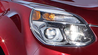 2016 Chevrolet Equinox to Debut at Chicago Auto Show