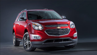 Fresh Faced 2016 Chevrolet Equinox Revealed! [VIDEOS]