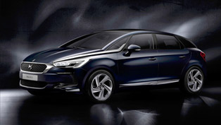 Citroen to Introduce the Flagship DS5 in Geneva