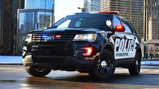 2016 Ford Police Interceptor Utility Revealed