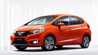 is this the new civic? no, it's honda jazz