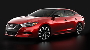 All-new 2016 Nissan Maxima Officially Confirmed