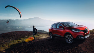 Renault Officially Reveals Kadjar C-Segment Crossover