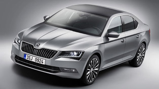 2016 Skoda Superb is Fully Revealed!
