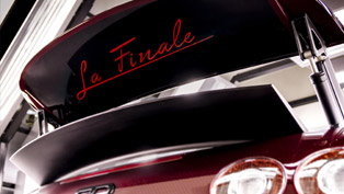 """la finale"" for bugatti: last veyron is already sold!"