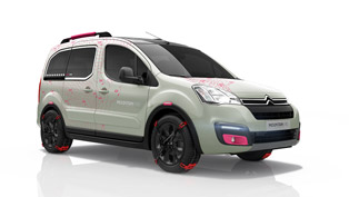 Ideal Sportiness? Citroen Berlingo Mountain Vibe Concept Has it!